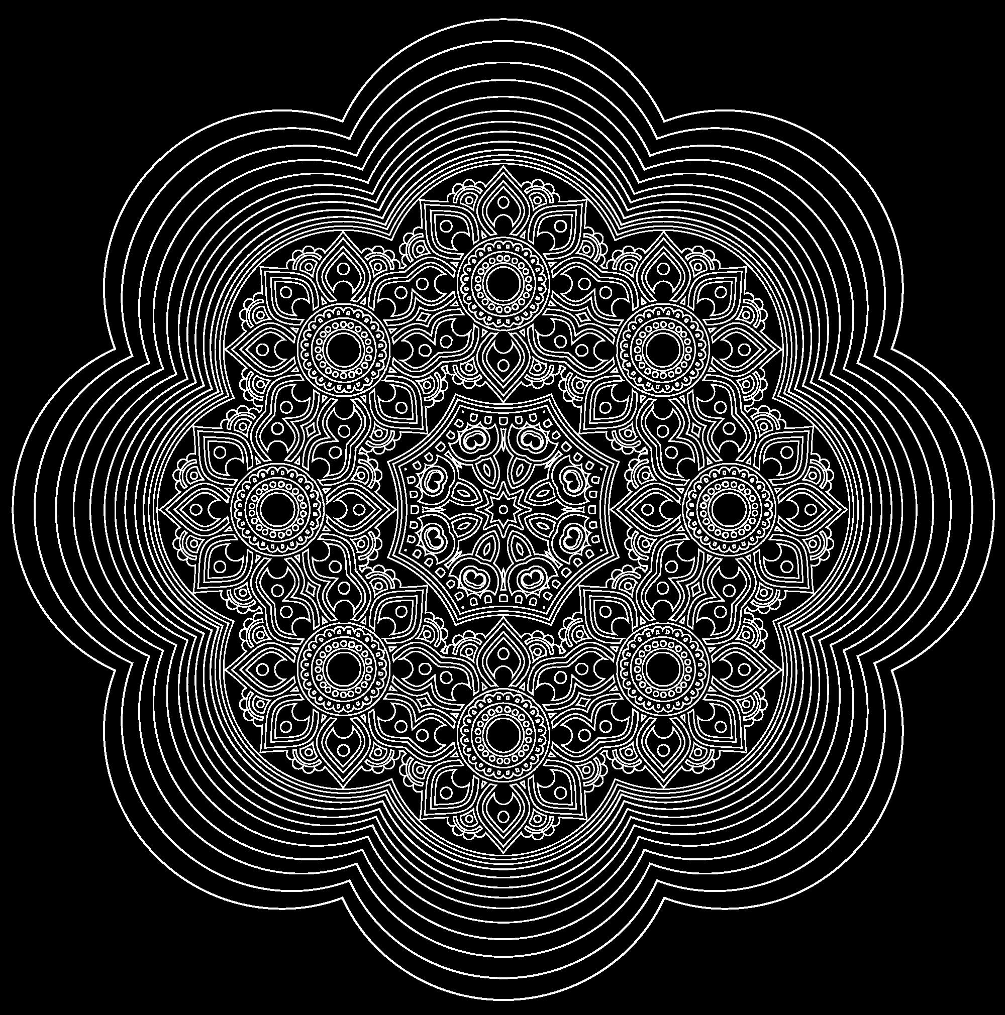 mandala-blanc